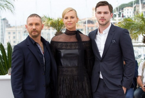 Charlize Theron Nicholas Hoult Tomhardy Mad Max
