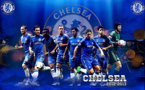 Chelsea Football Club Roster Hd Desktop Badge