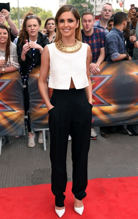Cherylcole Jilsandertemperley The Factor Tv Show Auditions Body