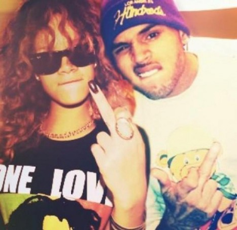 Chris Brown Et Rihanna Etaient Reunis La And Rihanna