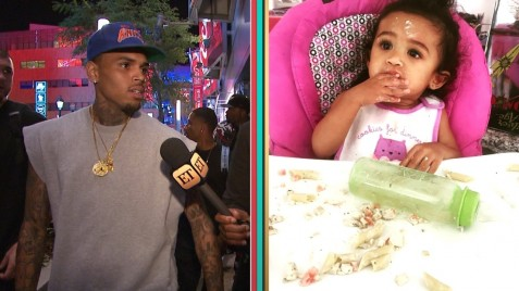 Hulu Chrisbrown Betawards Daughter