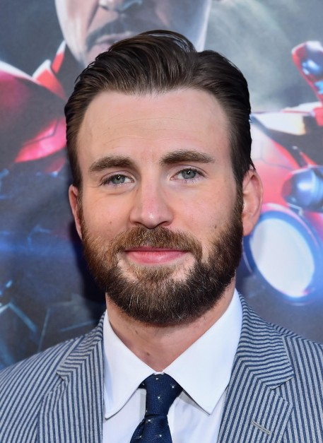 Chris Evans At Event Of Avengers Age Of Ultron
