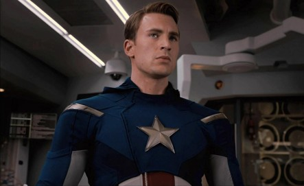 Chris Evans Captain America Chris Evans