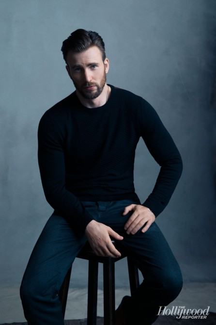 Chris Evans Photoshoot Wallpaper Chris Evans