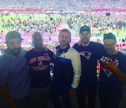 Rs Scott Evans Chris Evans Super Bowl Xl Chris Evans