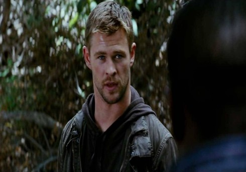 Chris Hemsworth In Red Dawn Movie Movies