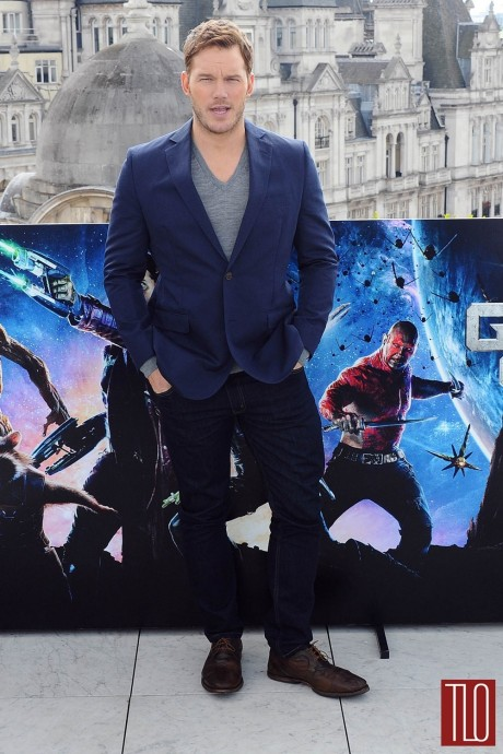 Chris Pratt Guardians Galaxy London Photocall Tom Lorenzo Site Tlo Chris Pratt