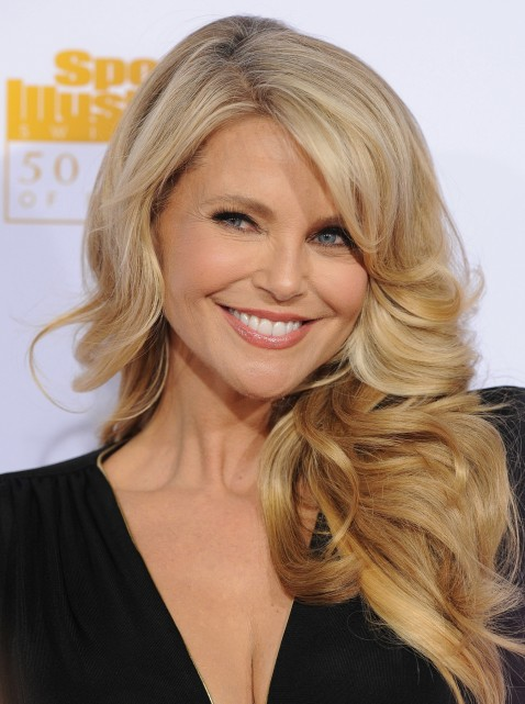 Christie Brinkley Hair Christie Brinkley