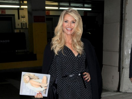 Gty Christie Brinkley Jef Mn Christie Brinkley