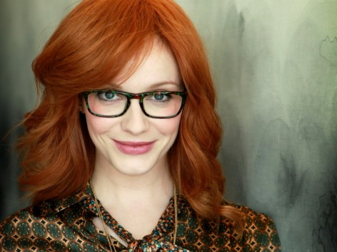 Christina Hendricks Before She Was Famous Wallpaper Christina Hendricks