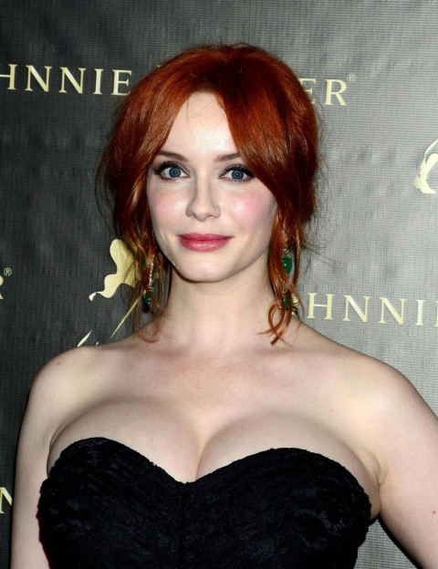 Dress Christina Hendricks Movies