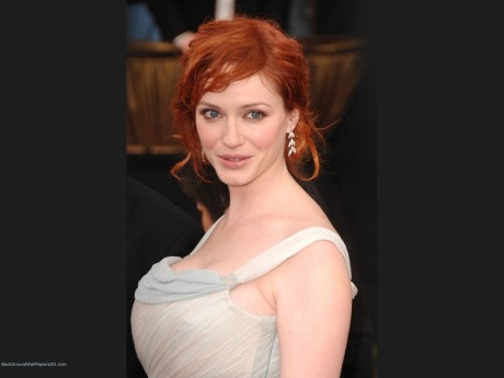 Gorgeous Christina Hendricks Wallpaper Christina Hendricks