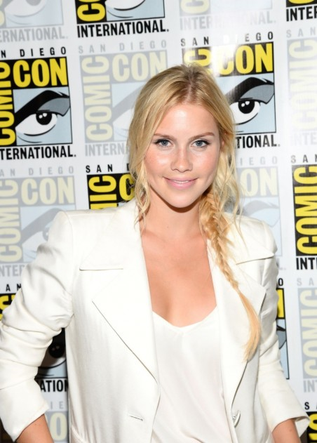 Claire Holt At The Originals Panel At Comic Con In San Diego Boyfriend