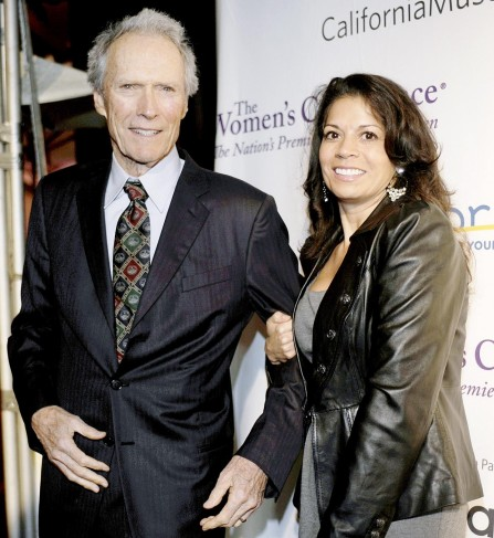Clint Eastwood Dina Eastwood Zoom Son