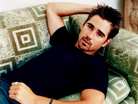Colin Farrell Son Wallpaper Colin Farrell