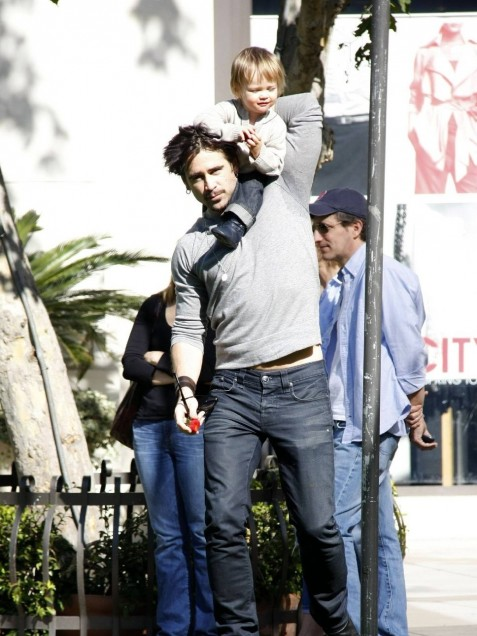Henry Colin Farrell The Grove Hot