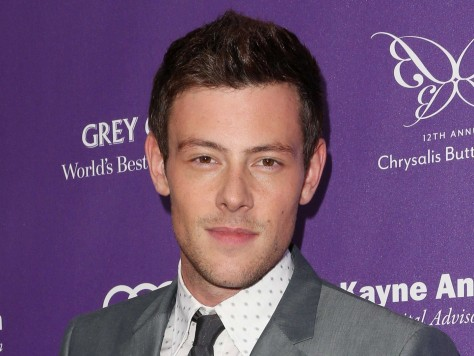 Glee Star Cory Monteith Found Dead In Hotel At Cory Monteith