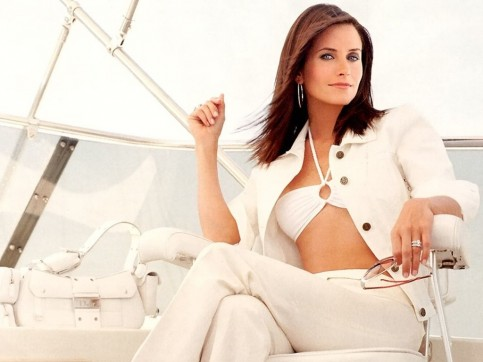 Courteney Cox Wallpaper  Courtney Cox