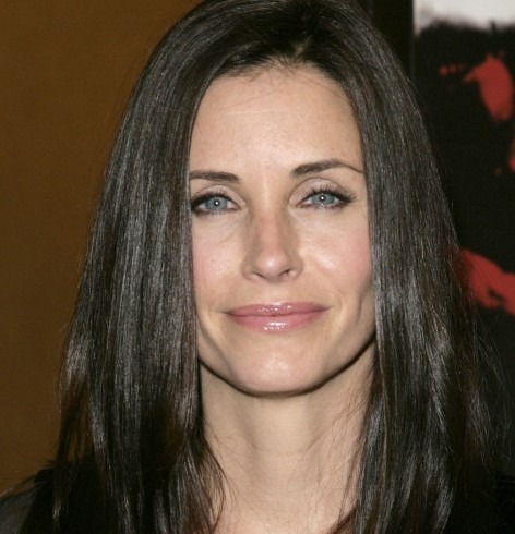 Courtney Cox Oct Courtney Cox