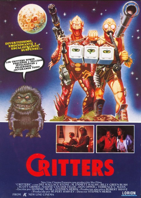 Critters Poster Critters