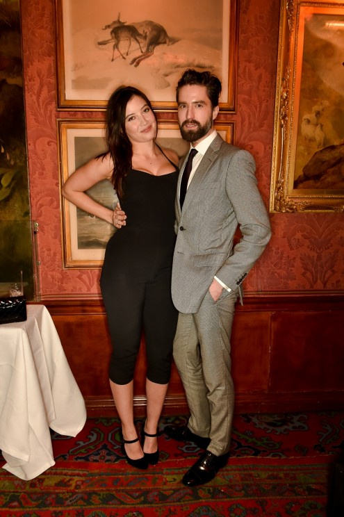 Daisy Lowe And Jack Guinness At The Lcm Esquire Jimmy Choo Opening Party Daisy Lowe