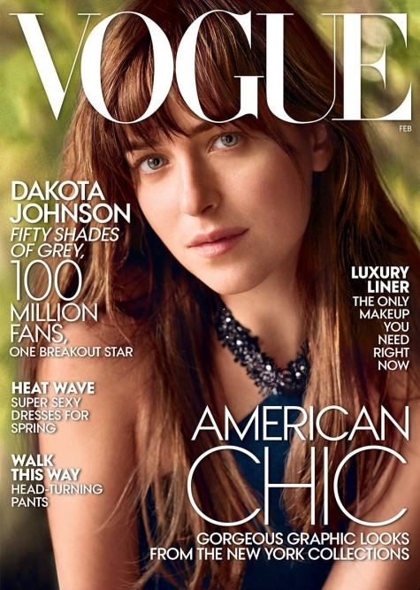 Dakota Johnson Cover Dakota Johnson