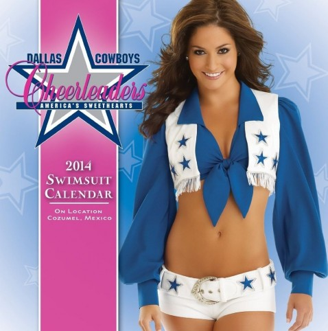Dallas Cowboys Cheerleaders Shared Picture