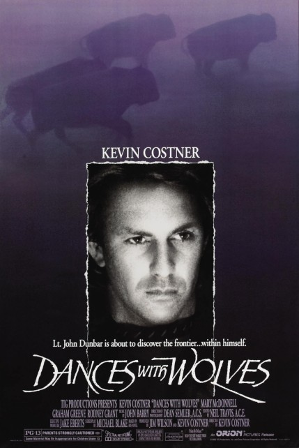 Full Dances With Wolves Poster