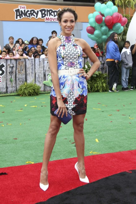 Dania Ramirez Angry Birds Premiere Vone Collection Dania Ramirez