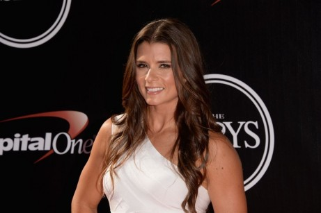 Danica Patrick At Espys Awards In La