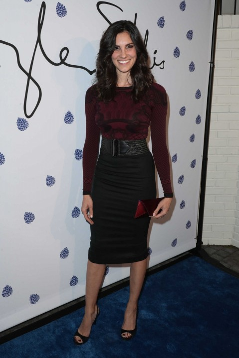 Daniela Ruah At The Tyler Ellis Celebrates Th Anniversary At Chateau Marmont In West Hollywood Daniela Ruah