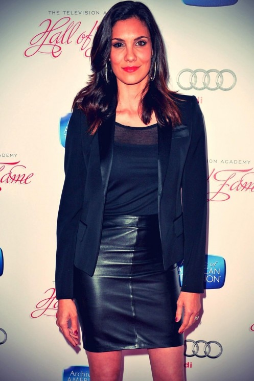 Daniela Ruah Attends The Academy Of Television Arts Sciences Daniela Ruah