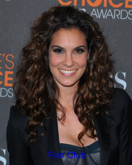 Daniela Ruah Photo Shoot