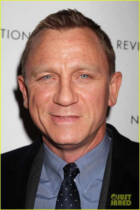 Daniel Craig Short Hairstyles Movies