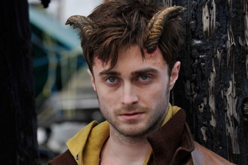 Sunday Mail Seven Nights Daniel Radcliffe