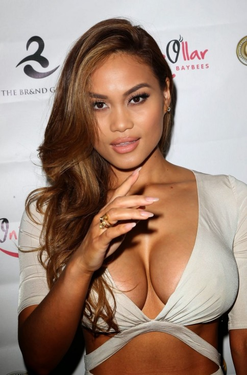 Daphne Joy At Basketball Wives Premiere Party In Los Angeles Cent