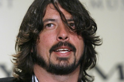 Dave Grohl Reuters