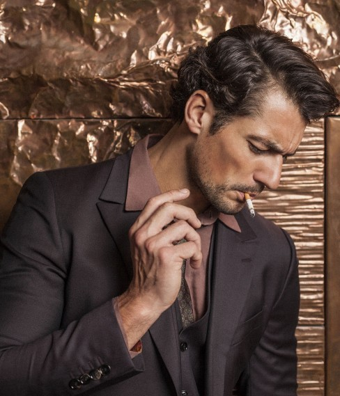 Richard Stow David Gandy