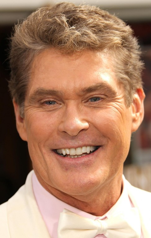 David Hasselhoff At Event Of Hop