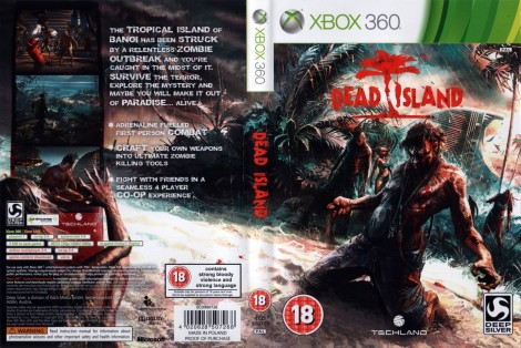 Dead Island Pal Cover Disc Dead Island Front Dpi Xbox