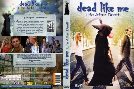 Dead Like Me Life After Death Custom Morbraz Dvd