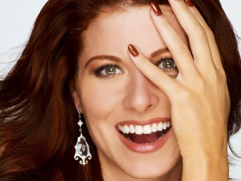 Debra Messing Will And Grace Wallpaper Debra Messing