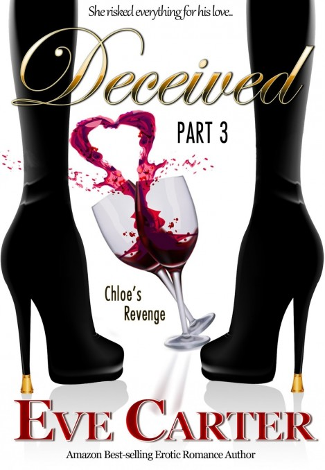 Deceived Cover