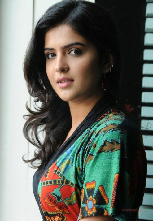 Deeksha Seth Telugu Actress Stills Movies