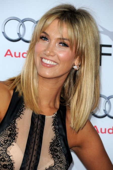 Delta Goodrem At Afi Fest Out Of The Furnace Screening In Hollywood