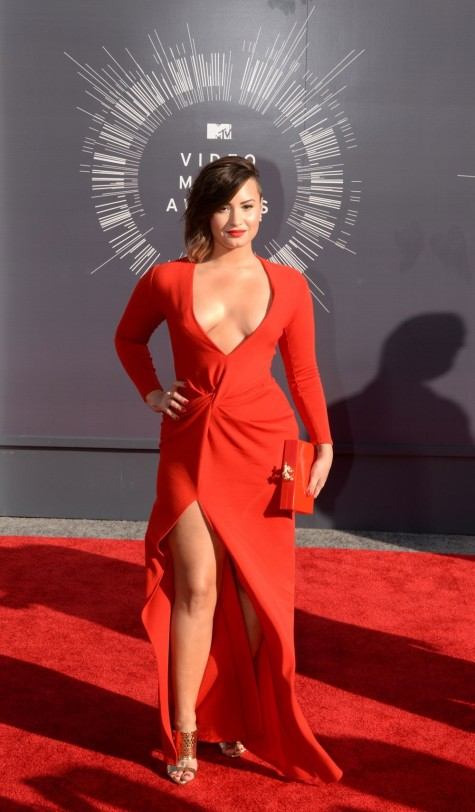 Demi Lovato Vmas Hot
