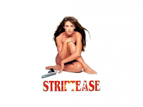 Striptease Demi Moore Films