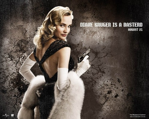 Diane Kruger German Actress Inglourious Basterds Movies