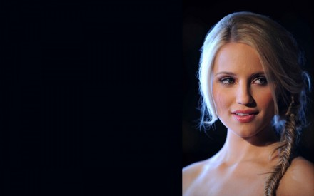 Beautiful Dianna Agron Wallpaper For Desktop Background Movies
