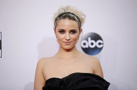 Dianna Agron Coming To American Music Awards In Los Angeles